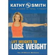 Kathy Smith: Timesaver Lift Weights To Lose Weight (Full Frame) by