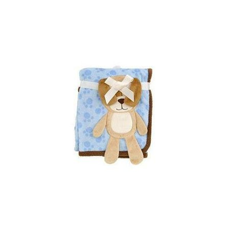 Babies R Us 3D Puppy Blanket - Blue - 30 x 40](Halloween Babies R Us)