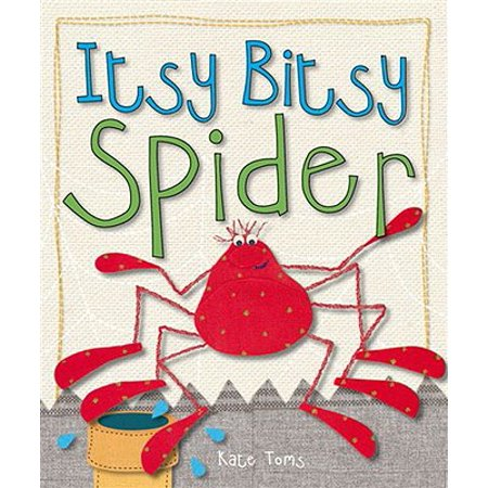 Itsy Bitsy Spider (Board Book) - Board Ideas