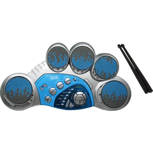 5-Pad Electronic Drum Pad
