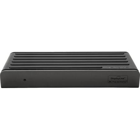 Targus VersaLink Thunderbolt 3/USB Type C Docking Station - Black