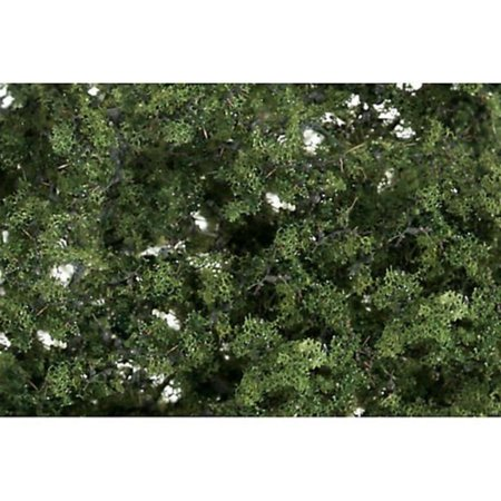 Fine Leaf Foliage, Medium Green/80 cu. in., Woodland Scenics By Woodland Scenics