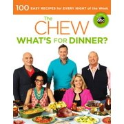 The Chew: What's for Dinner? - eBook