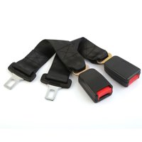 "2PCS Universal 14"" Car Seat Belt Extender"