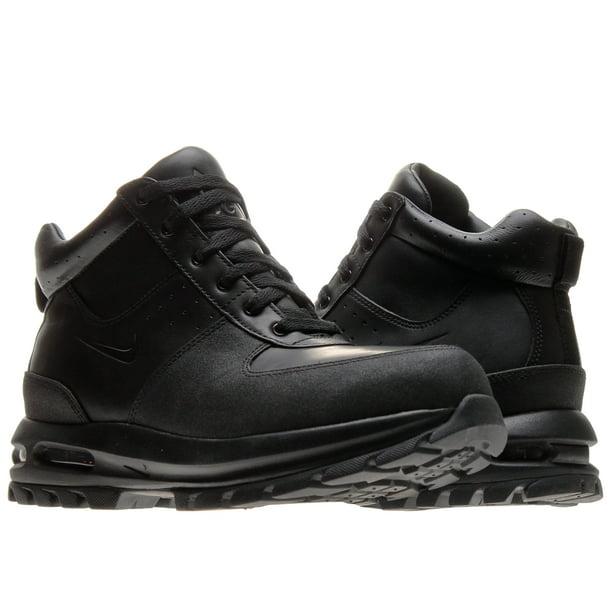 Nike Air Max Goaterra ACG Black/Black Men's Boots 365970-090 Size 11