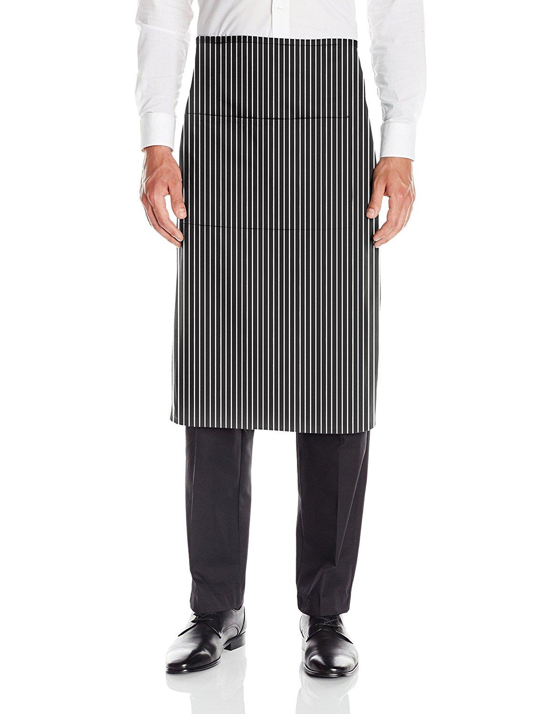 Men/'s Striped Apron FULL