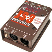 Radial Engineering JS3 Passive Microphone Splitter Direct Box