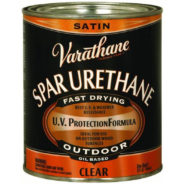 Varathane Exterior Spar Urethane