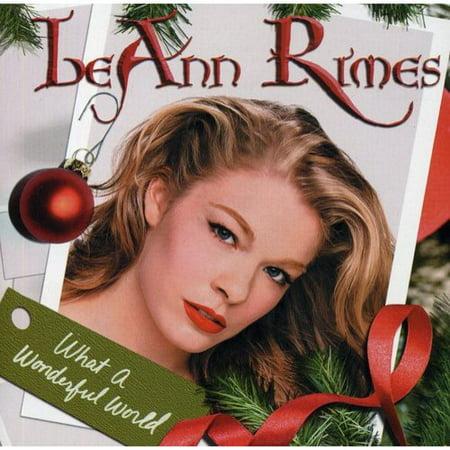 Leann Rimes   What A Wonderful World  Cd