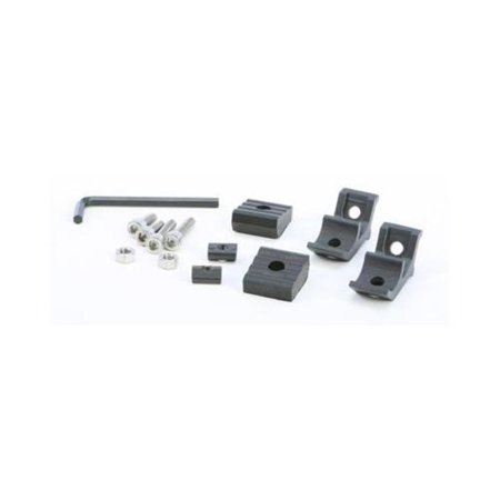 Open Trail HARDWARE-B1 Mounting Hardware Kit for Single LED Light Bar - (5w Paging Horn)