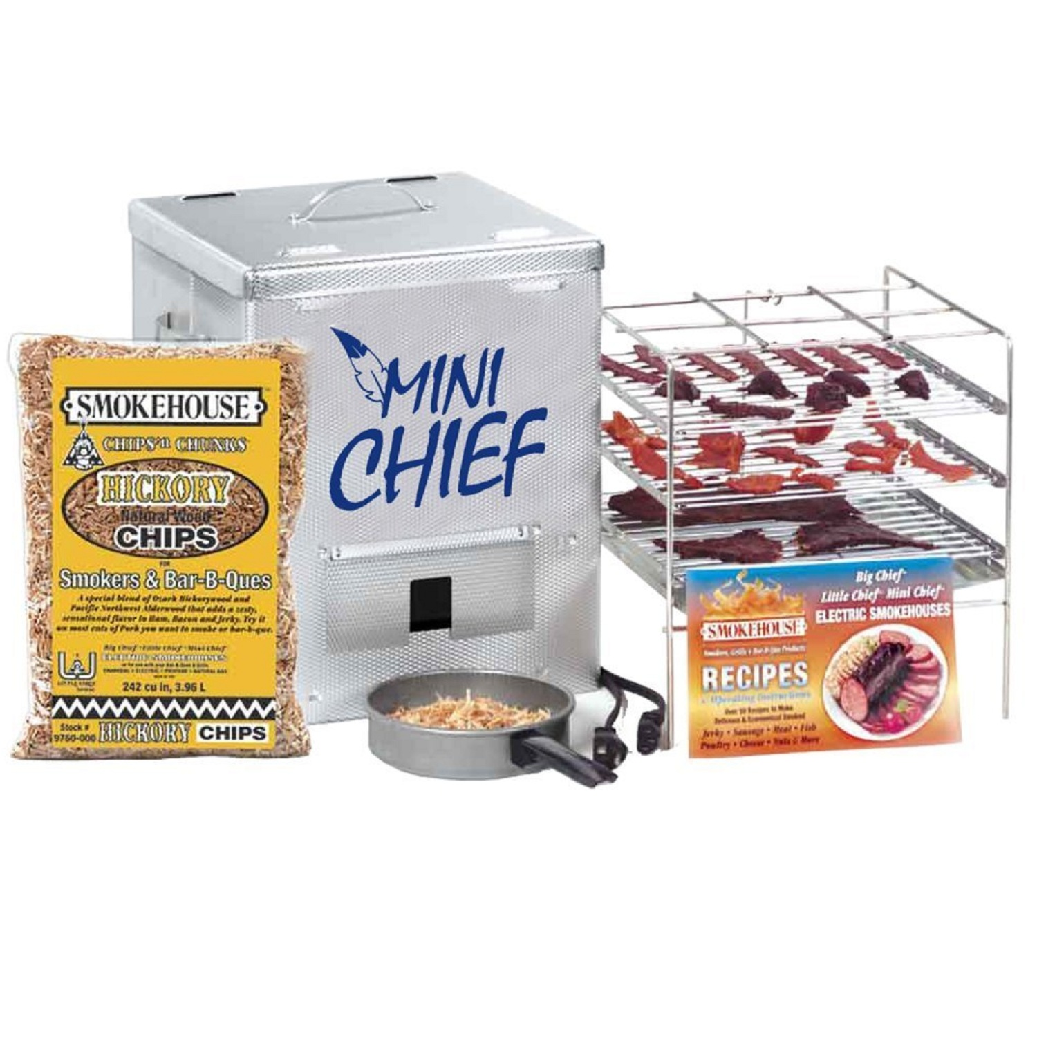 Smokehouse Mini Chief Top Load Smoker