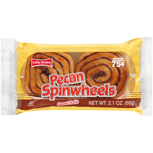 Mckee Foods Little Debbie  Spinwheels, 2.1 oz