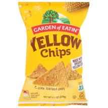 Tortilla & Corn Chips: Garden of Eatin' Yellow Chips