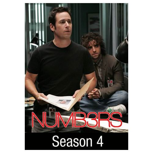Numb3rs: Season 4 (2008)