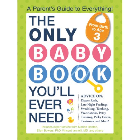 The Only Baby Book Youll Ever Need