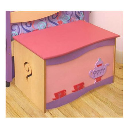 little girl teaset toy box. Black Bedroom Furniture Sets. Home Design Ideas
