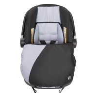 Baby Trend Ally Adjustable 35 Pound Infant Baby Car Seat and Base, Gray Magnolia