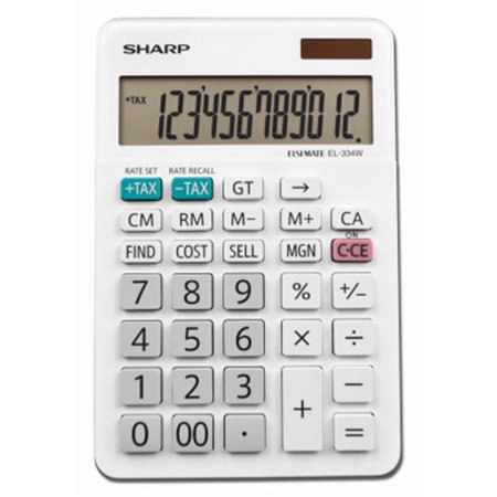 Victor Technology 225013 Large, 12 Digit Professional Desktop Calculator - image 1 of 1