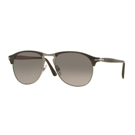 PERSOL Sunglasses PO 8649S 1045M3 Dark Horn 53MM