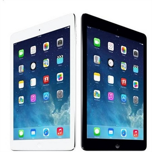 Refurbished Apple iPad Air ME898LL/A (128GB, Wi-Fi, Black with Space Gray)