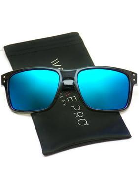 6d20ddefe3 Product Image WearMe Pro - Premium Polarized Sport Mirror Lens Classic  Square Style Sunglasses