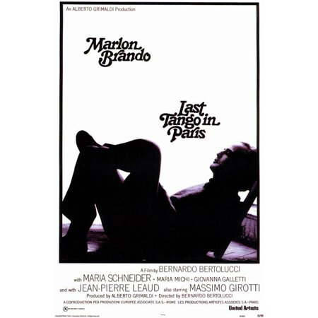 Last Tango In Paris POSTER (11x17) (1973)