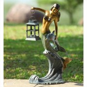 SPI Home 33693 Mermaid Lantern