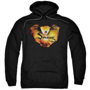 Hobbit - Reign In Flame - Pull-Over Hoodie - Small