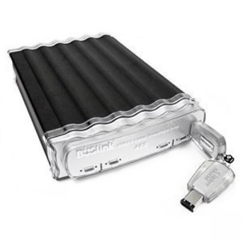 10TB FIPS 140-2 512-BIT AES USB 3.0 ESATA ENCRYPTED DRIVE