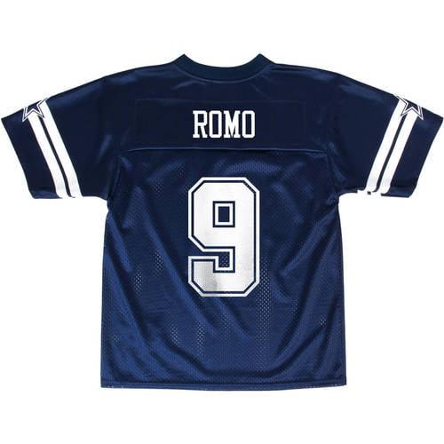 NFL Dallas Cowboys Tony Romo Youth Jersey
