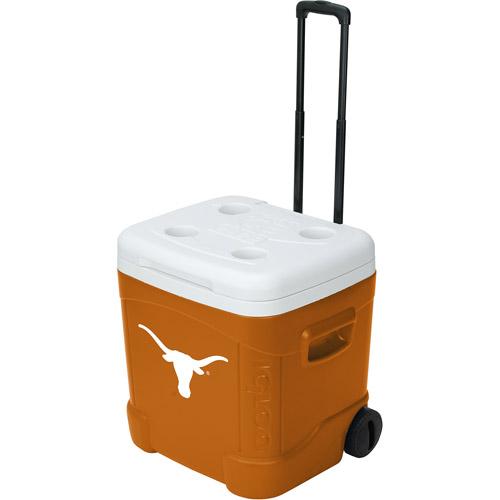 Igloo Ice Cube 60-Qt Roller Cooler, Texas