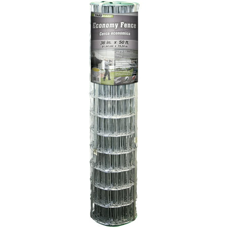 YARDGARD 36 inch by 50 foot 16 Gauge Welded Wire Economy Fence ()