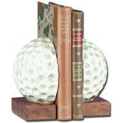 Golf Ball Bookends