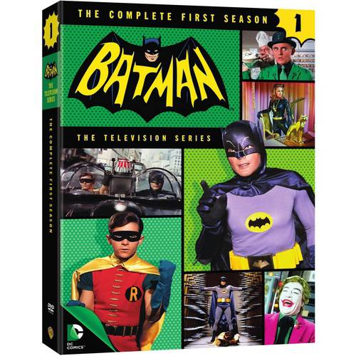Batman: The Television Series - The Complete First Season