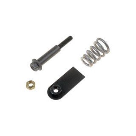 OE Replacement for 1989-1994 Dodge Shadow Front Exhaust Bolt and Spring (America / Base / ES / High Line / -