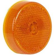 Peterson Mfg V143A Reflex Clearance Side Marker Light, Amber
