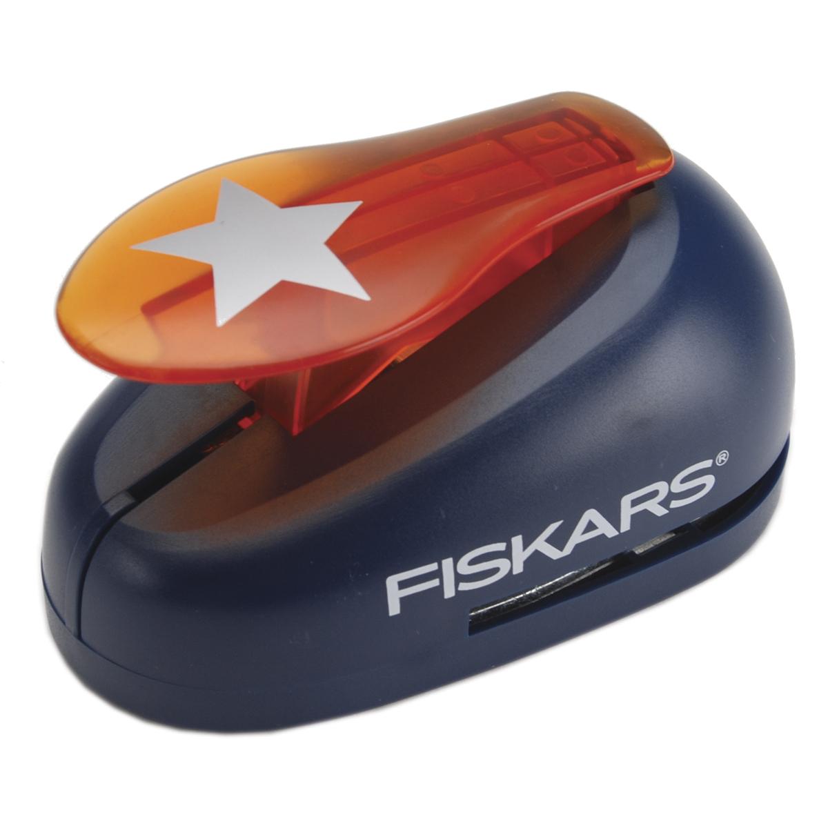 """Fiskars XL Lever Punch-Star, 2"""""""