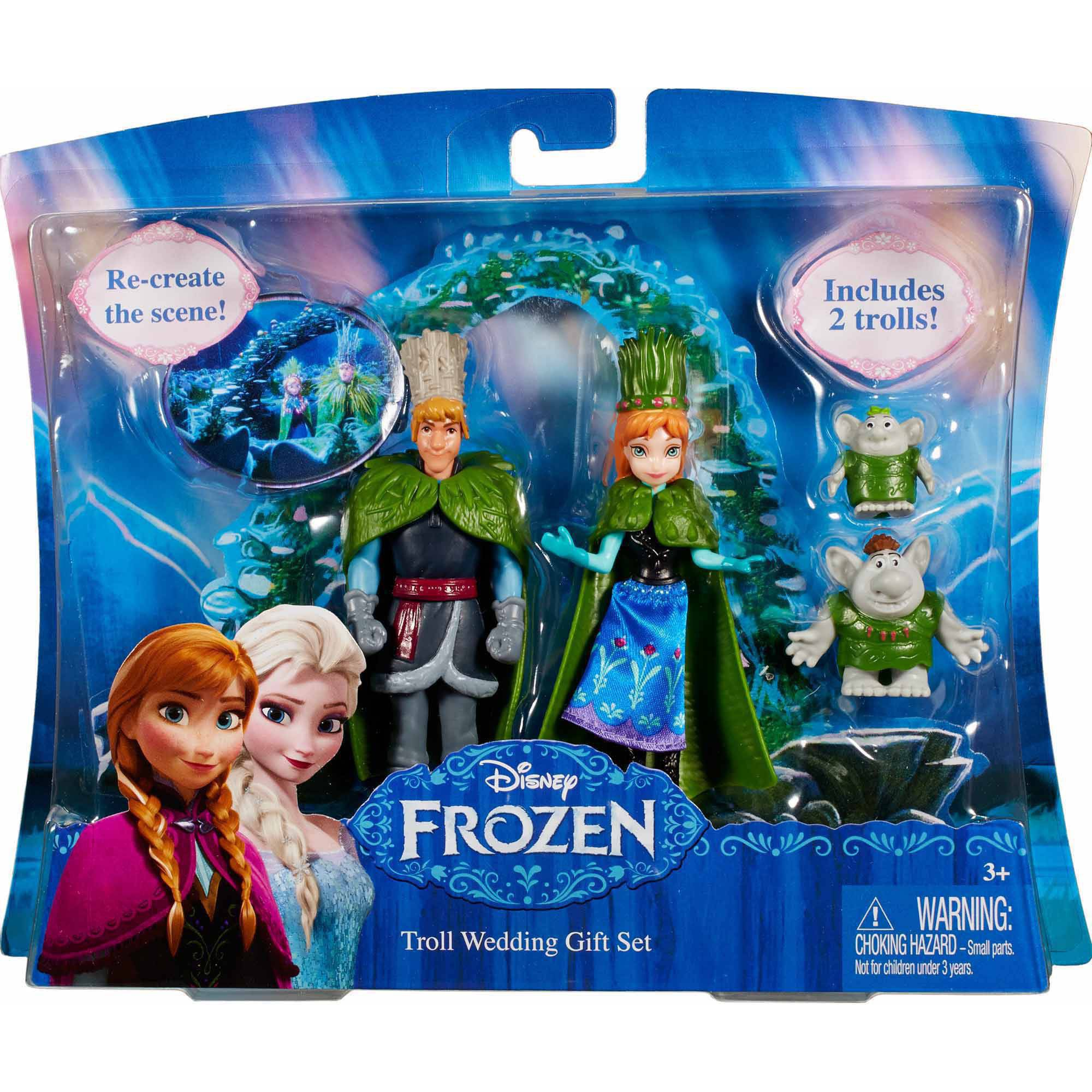 Wedding Gifts For Bride And Groom Walmart : Ideas Walmart Wedding Gifts disney frozen small doll wedding gift set ...