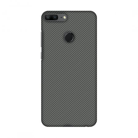 buy popular 4dea9 7bb9e Huawei Honor 9 Lite Case, Ultra Thin Case Honor 9 Lite Designer Hard Shell  Slim Printed Back Cover for Huawei Honor 9 Lite - Neutral Grey Texture - ...