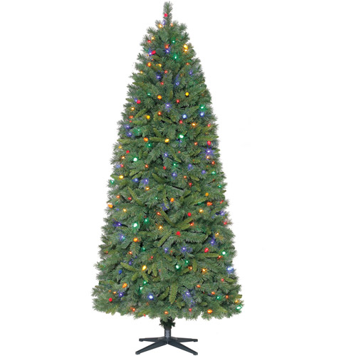 Holiday Time 7.5ft Thompson Fir Tree