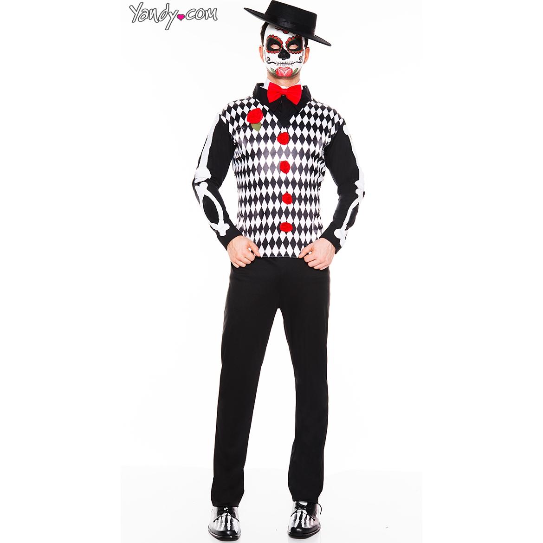 Men's Graveyard Mister Costume