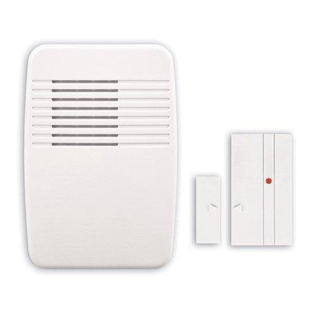 Heath Zenith Wireless Entry Door Alert Chime Sl 7368