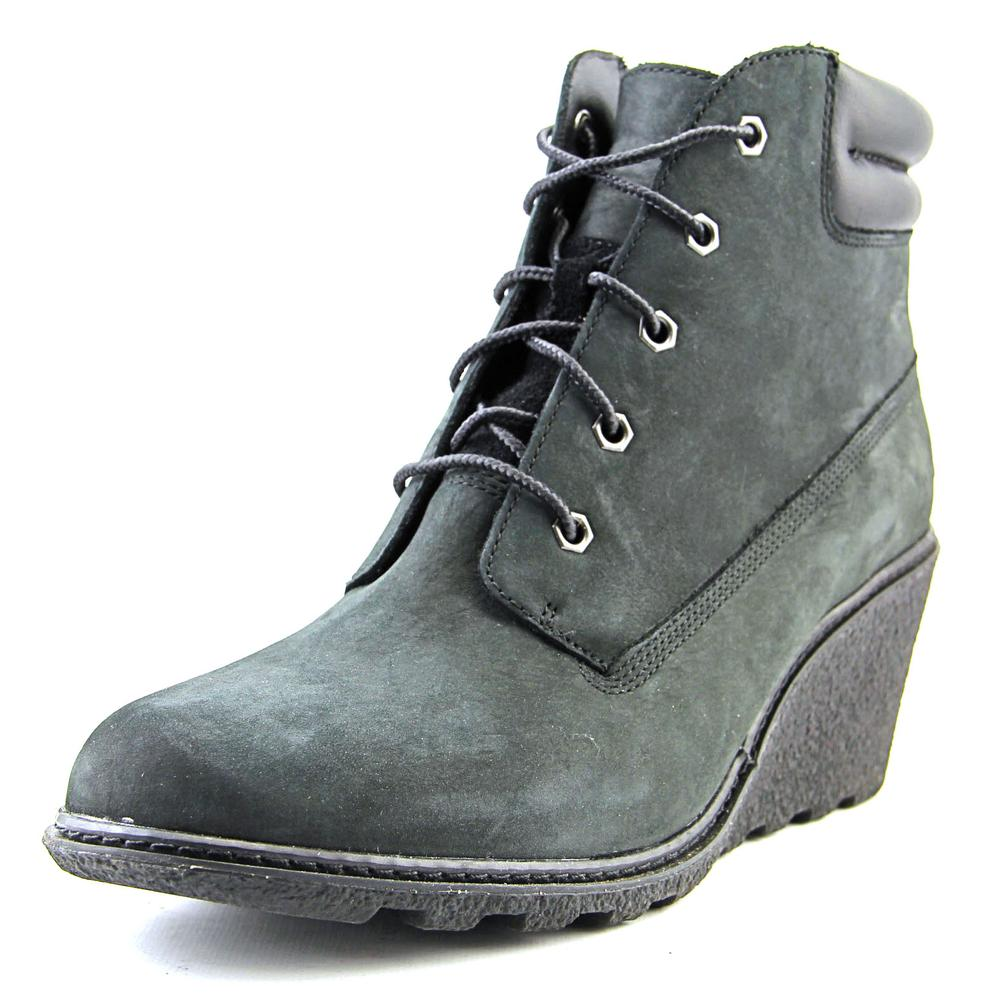 "Timberland Amston 6"" Hiker   Round Toe Leather  Chukka Boot"