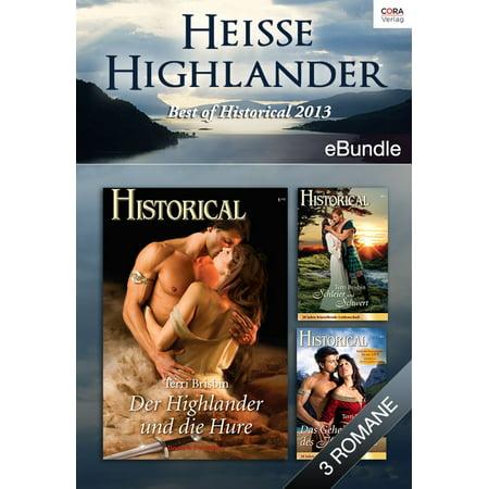 Heiße Highlander - Best Of Historical 2013 -
