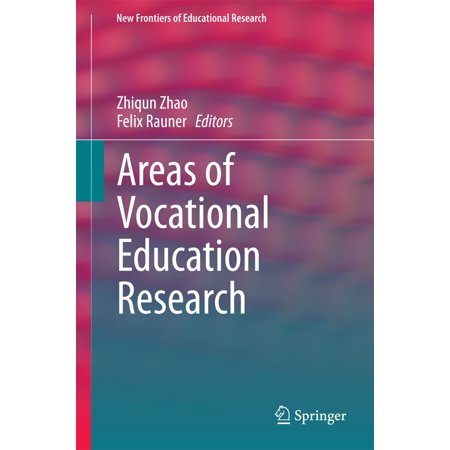 Areas of Vocational Education Research - eBook (National Center For Research In Vocational Education)