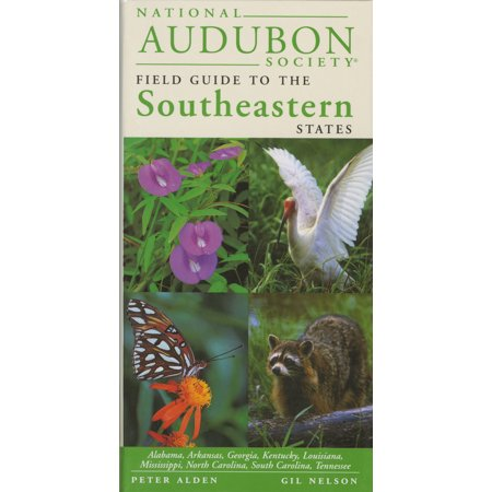 Usps South Carolina (National Audubon Society Regional Guide to the Southeastern States : Alabama, Arkansas, Georgia, Kentucky, Louisiana, Mississippi, North Carolina, South Carolina,)