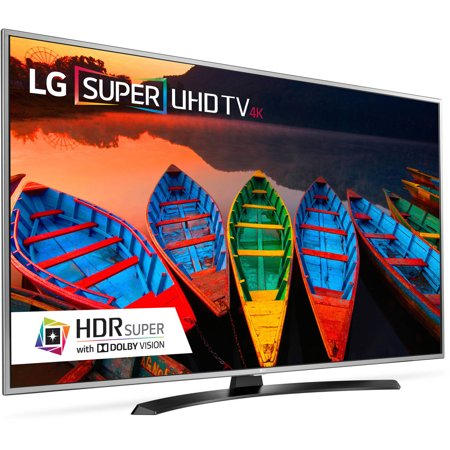 "Refurbished LG 55"" Class 4K (2160P) LED Smart TV (55UH7650)"