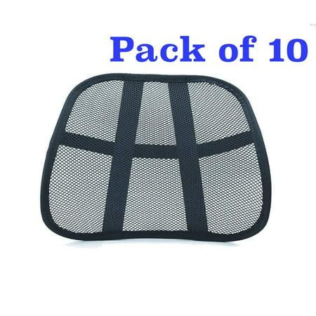 usa 5077 Ergonomic Back Support System Cool Mesh Arc Posture Correction (10)