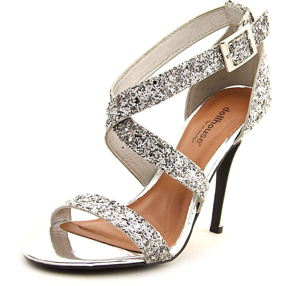 Dollhouse Wicked Women Open Toe Synthetic Sandals