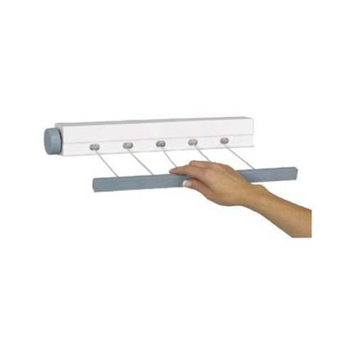 Household Essentials MD-61 Mini 5-Line Indoor Retractable...